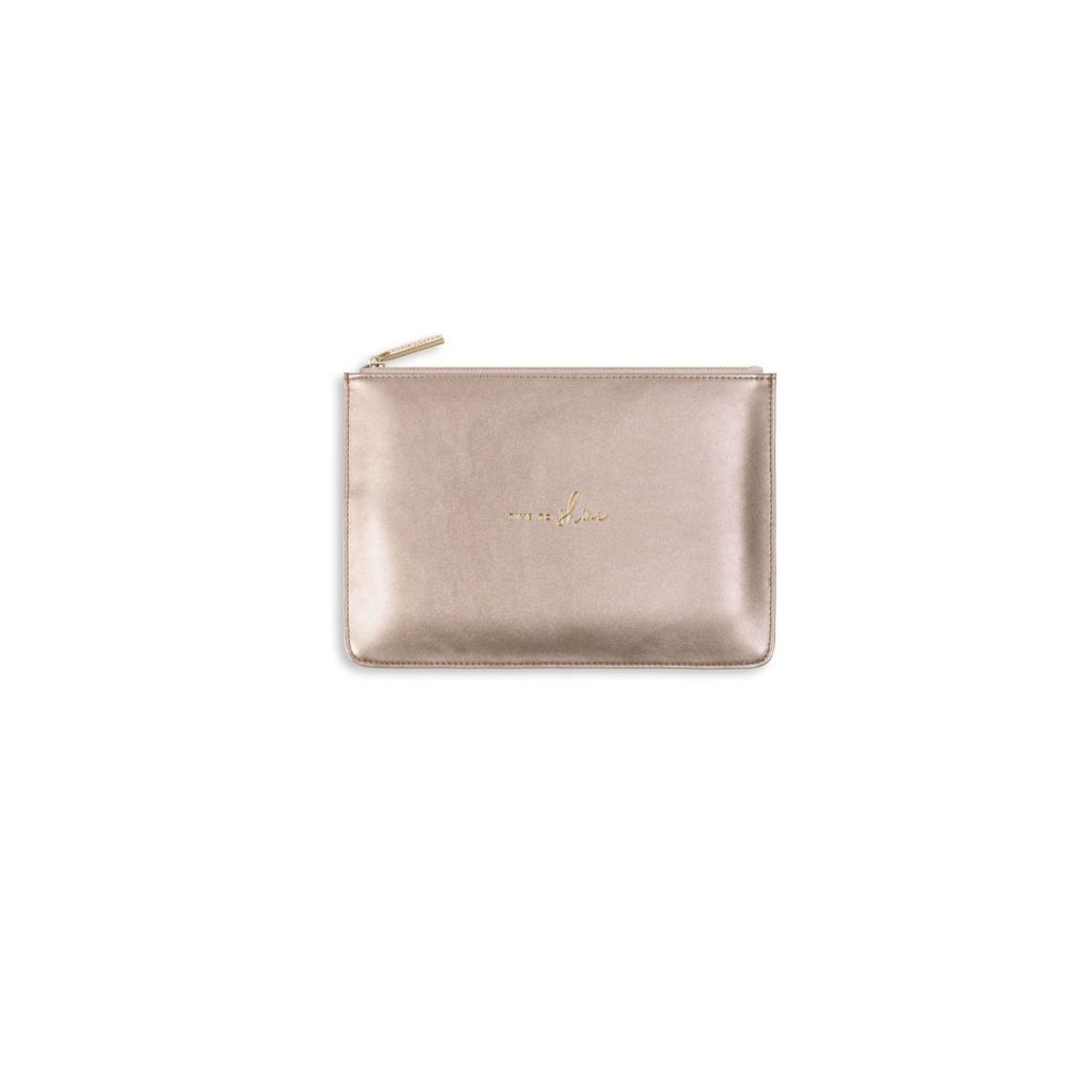 Katie Loxton Perfect Pouch-Time To Shine