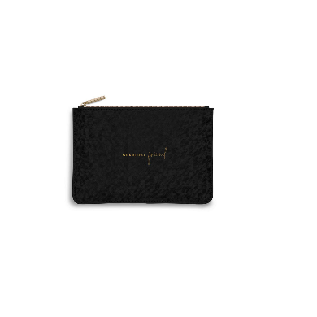 Katie Loxton Perfect Pouch-Wonderful Friend