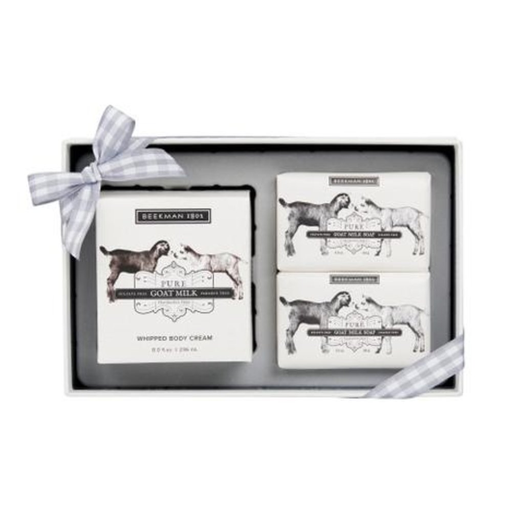 Beekman 1802 Beekman 1802 Pure Goat Milk Soap & Whipped Body Cream Sampler