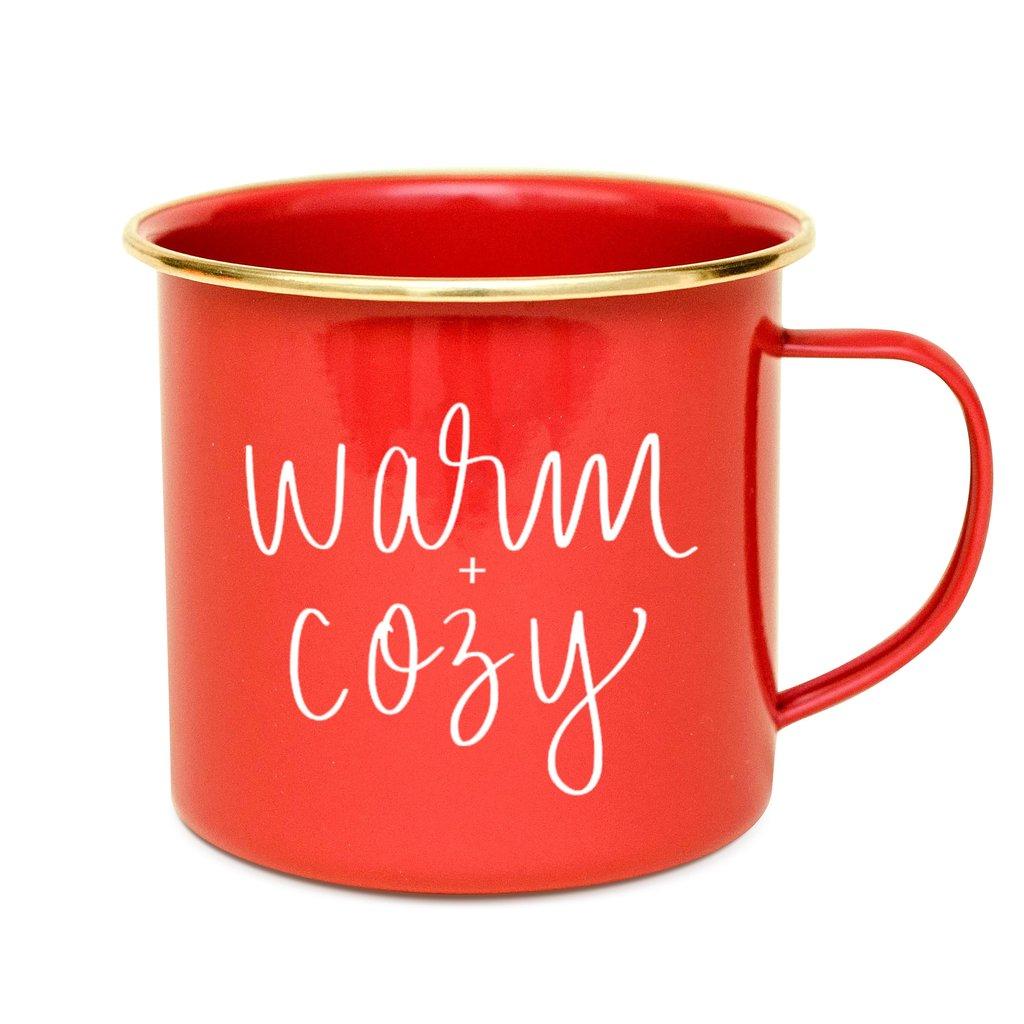 Sweet Water Decor Warm & Cozy Campfire Coffee Mug