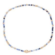 enewton enewton Hope Unwritten Bracelet - Varsity Blues