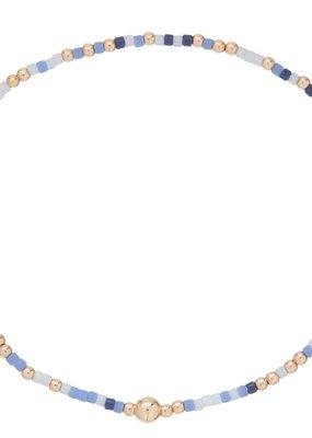 enewton Hope Unwritten Bracelet - Varsity Blues