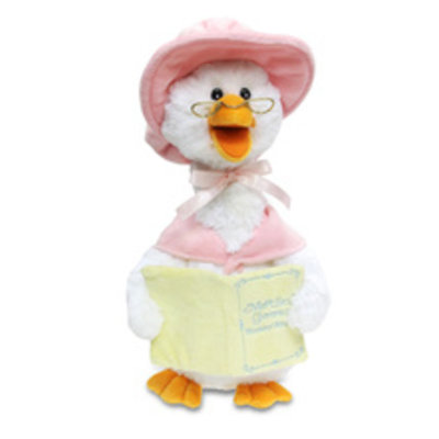 Cuddle Barn Cuddle Barn Mother Goose (Pink)