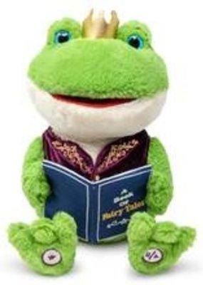 Cuddle Barn Cuddle Barn Hadley the Storytelling Frog