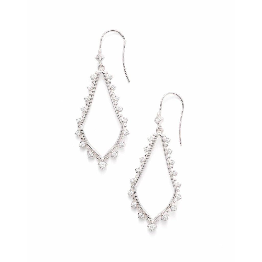 Kendra Scott Kendra Scott Bea Earrings in Silver