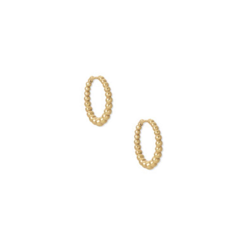 Kendra Scott Kendra Scott Josie Huggie Earring in Gold