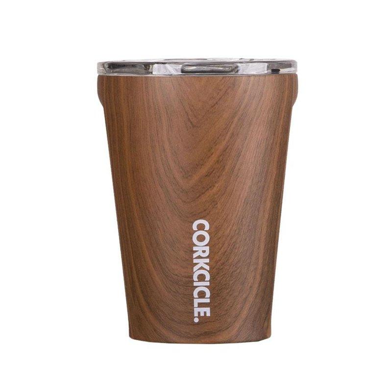 Corkcicle Walnut Wood Tumbler - 12oz