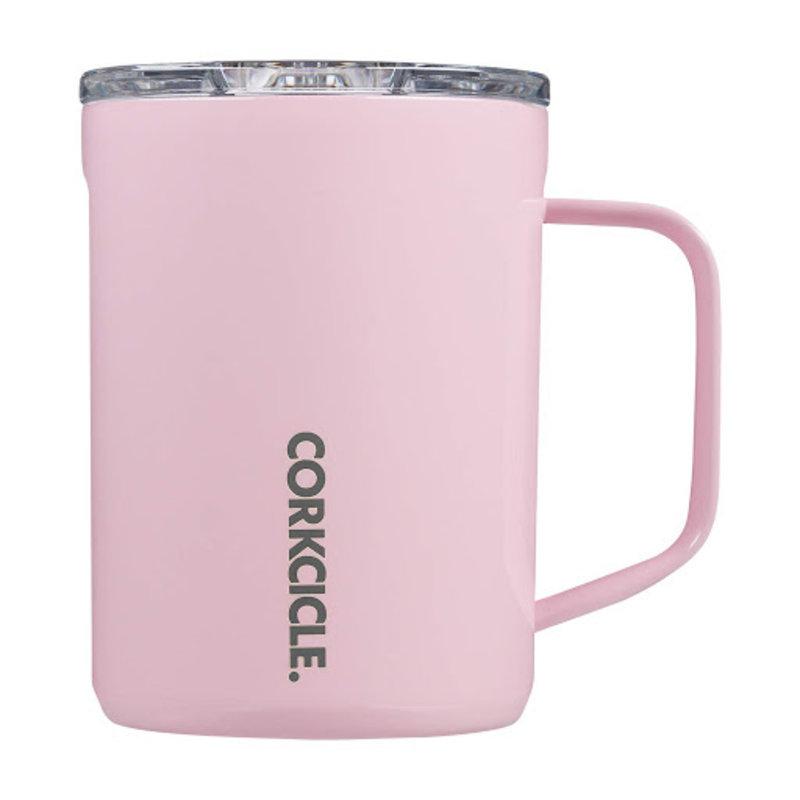 Corkcicle Rose Quartz Coffee Mug - 16 oz.