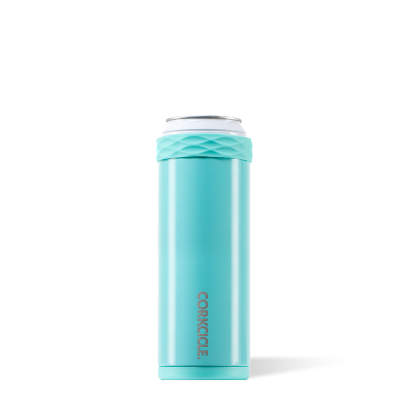 Corkcicle Corkcicle Slim Arctican - Gloss Turquoise