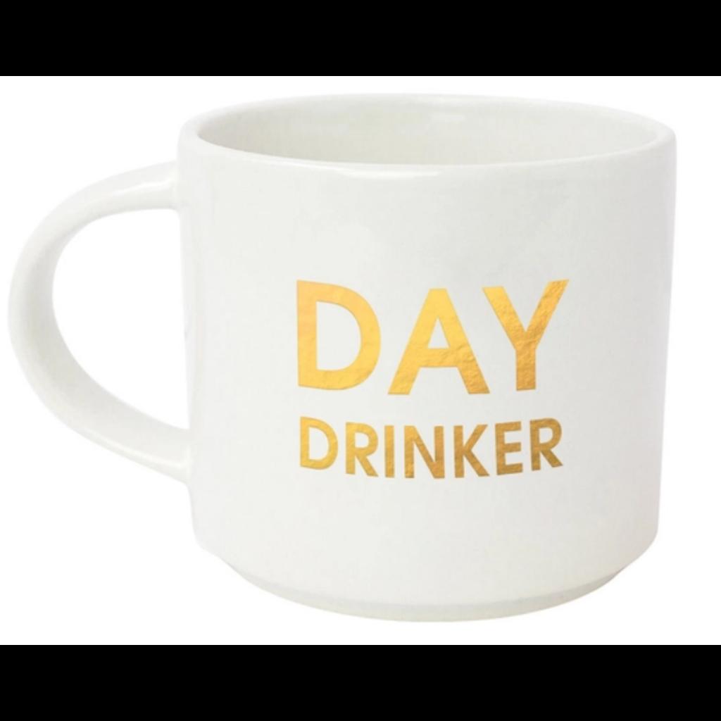 Chez Gagne Chez Gagne Jumbo Mug - Day Drinker