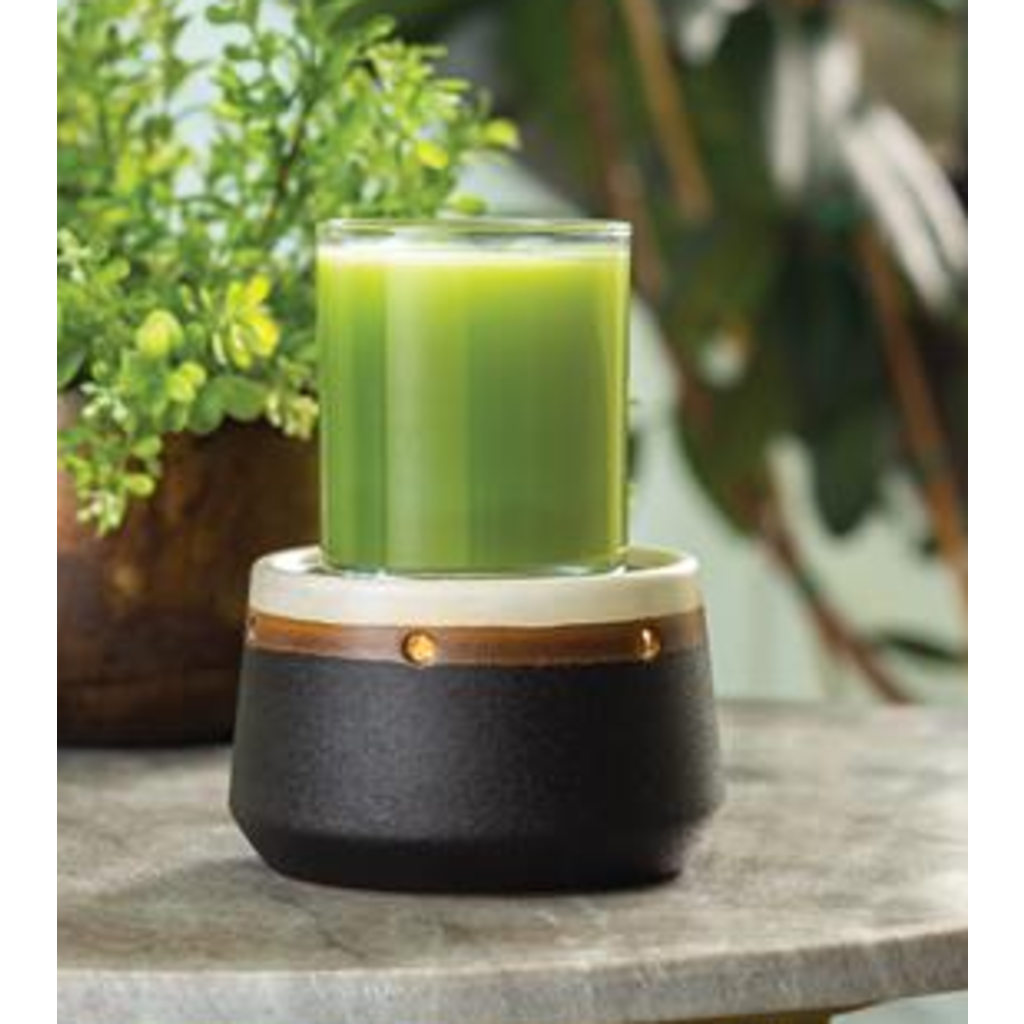 Candle Warmers 2-In-1 Deluxe Ironstone Warmer