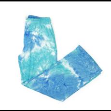 Hello Mello Hello Mello Dyes the Limit Pant -Aqua - M/L