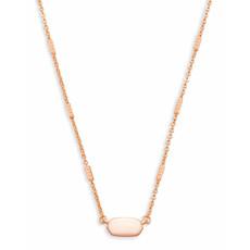 Kendra Scott Kendra Scott Fern Necklace in Rose Gold