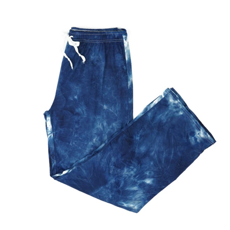 Hello Mello Dyes the Limit Lounge Pant - Navy Blue - L/XL