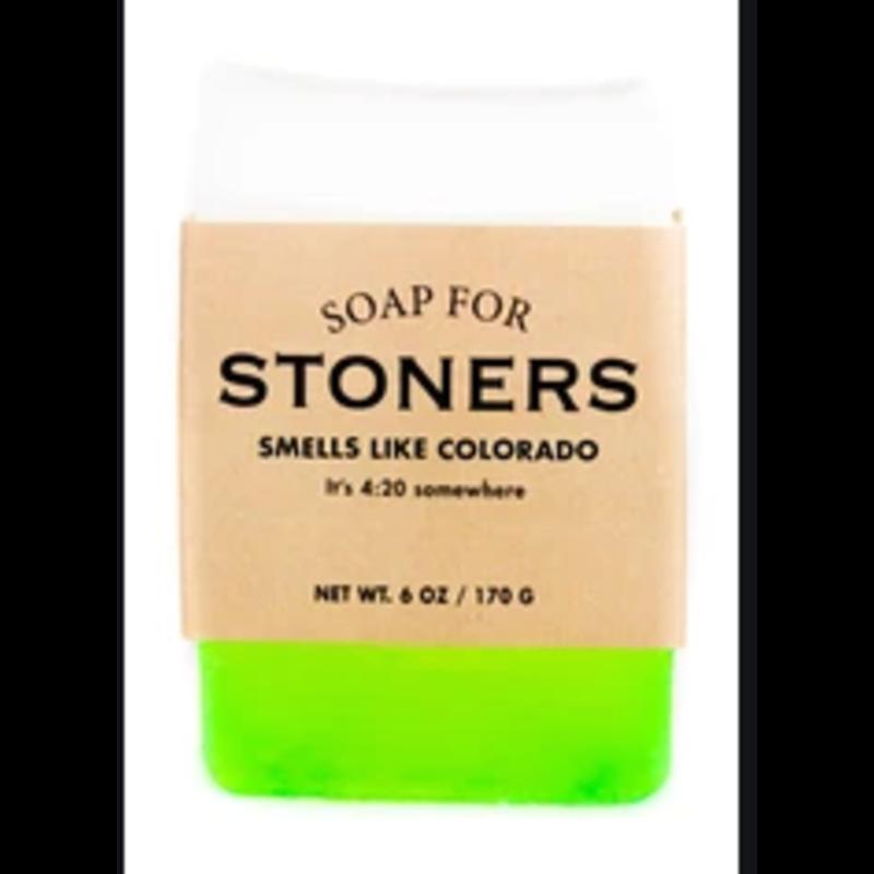 Whiskey River Soap Co. Whiskey River Soap Company - Stoners - Soap