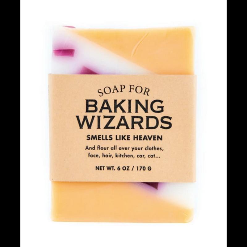 Whiskey River Soap Co. Whiskey River Soap Company - Baking Wizard - Soap