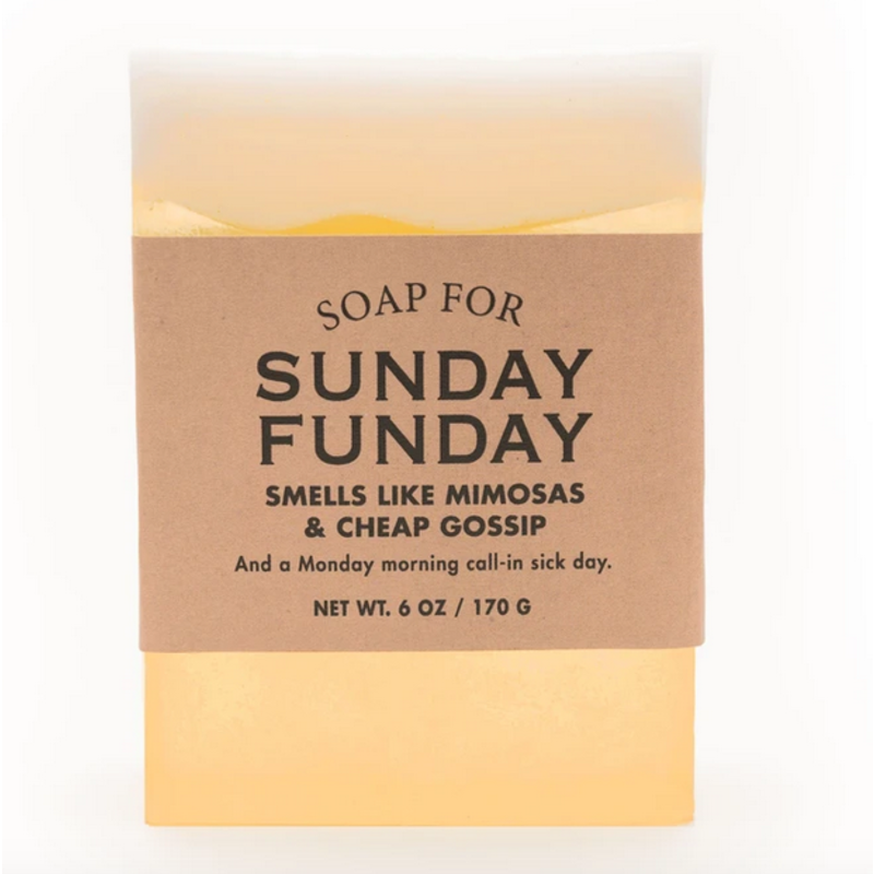 Whiskey River Soap Co. Sunday Funday-Soap