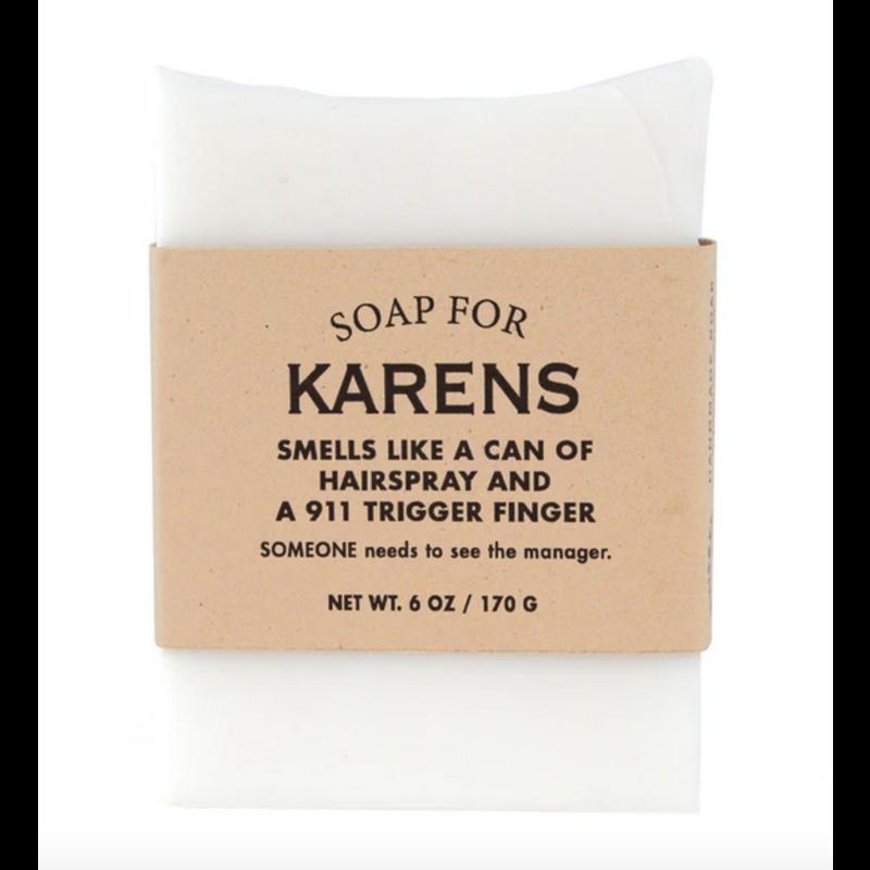 Whiskey River Soap Co. Karens - Soap