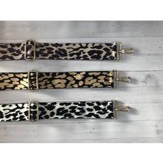 Ahdorned Ahdorned Leopard Adjustable Bag Strap