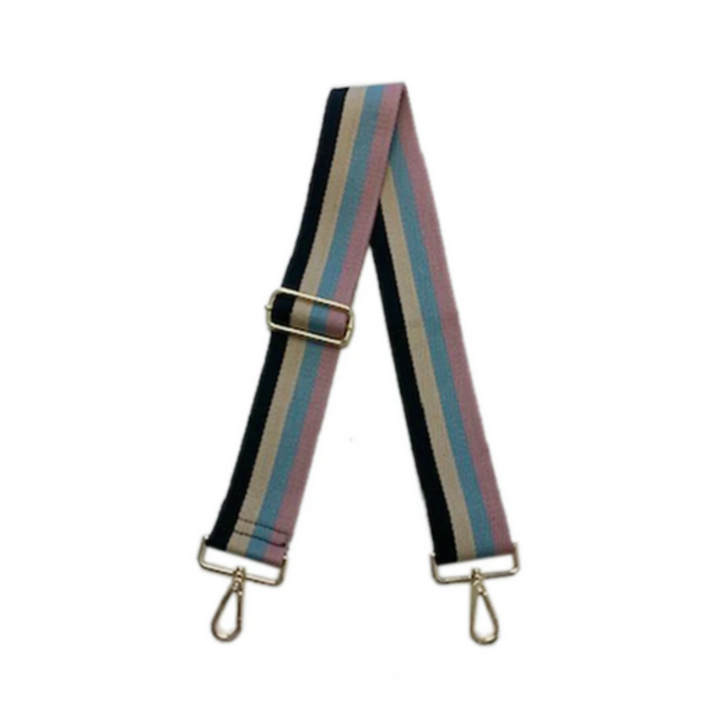 Ahdorned Ahdorned 4 Color Vertical Stripe Adjustable Bag Strap