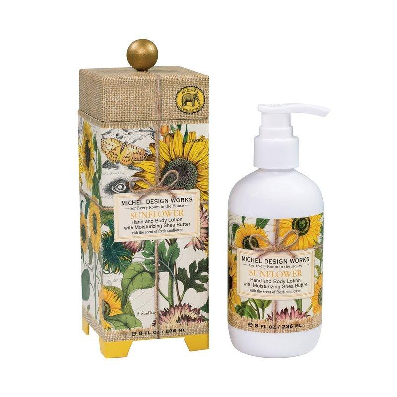 Michel Design Works Hand & Body Lotion - Sunflower