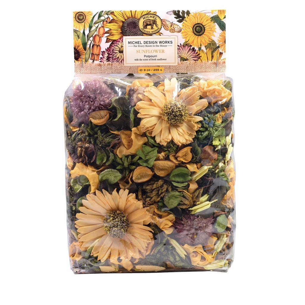 Michel Design Works Michel Design Works Home Fragrance Potpourri - Sunflower