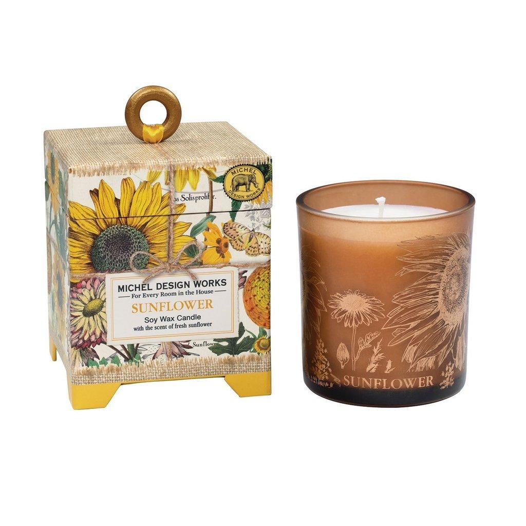 Michel Design Works Michel Design Works Soy Wax Candle 6.5 oz - Sunflower