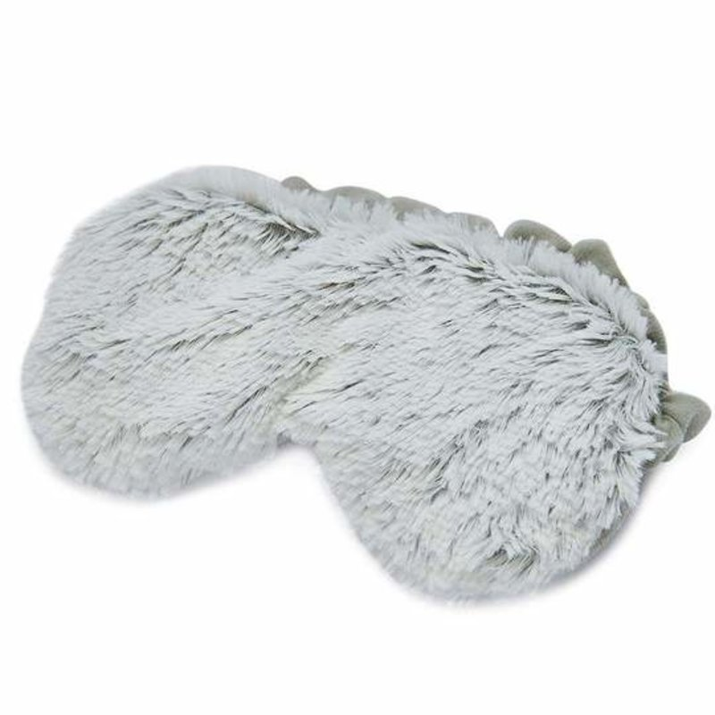 Warmies Warmies Eye Mask - Marshmallow Gray