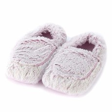Warmies Warmies Marshmallow Pink Slippers
