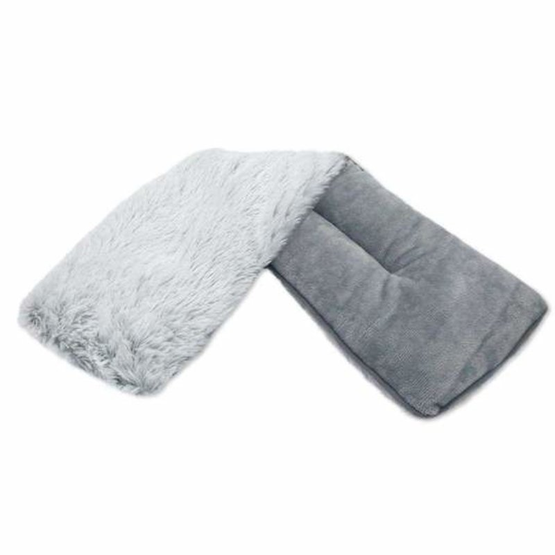 Warmies Warmies Wrap-Marshmallow Gray