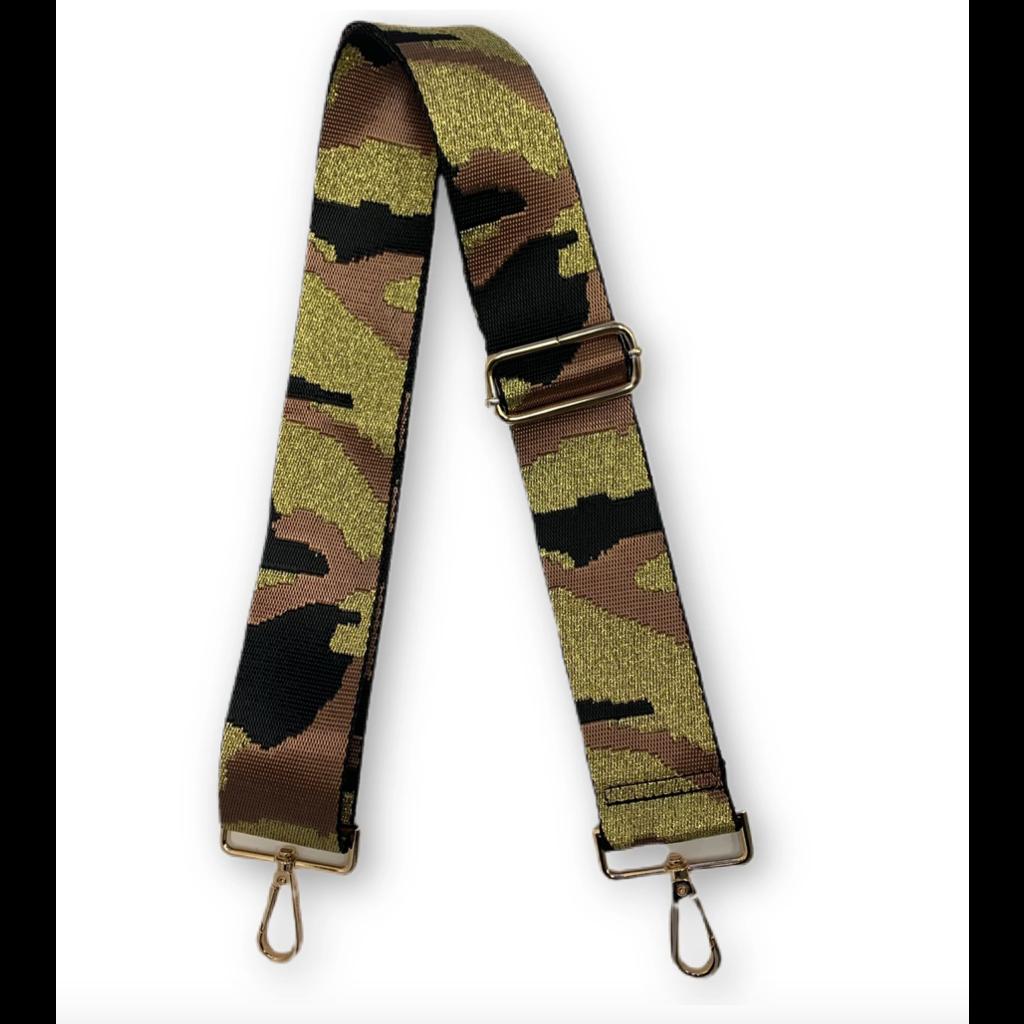 Ahdorned Ahdorned Camouflage Bag Strap