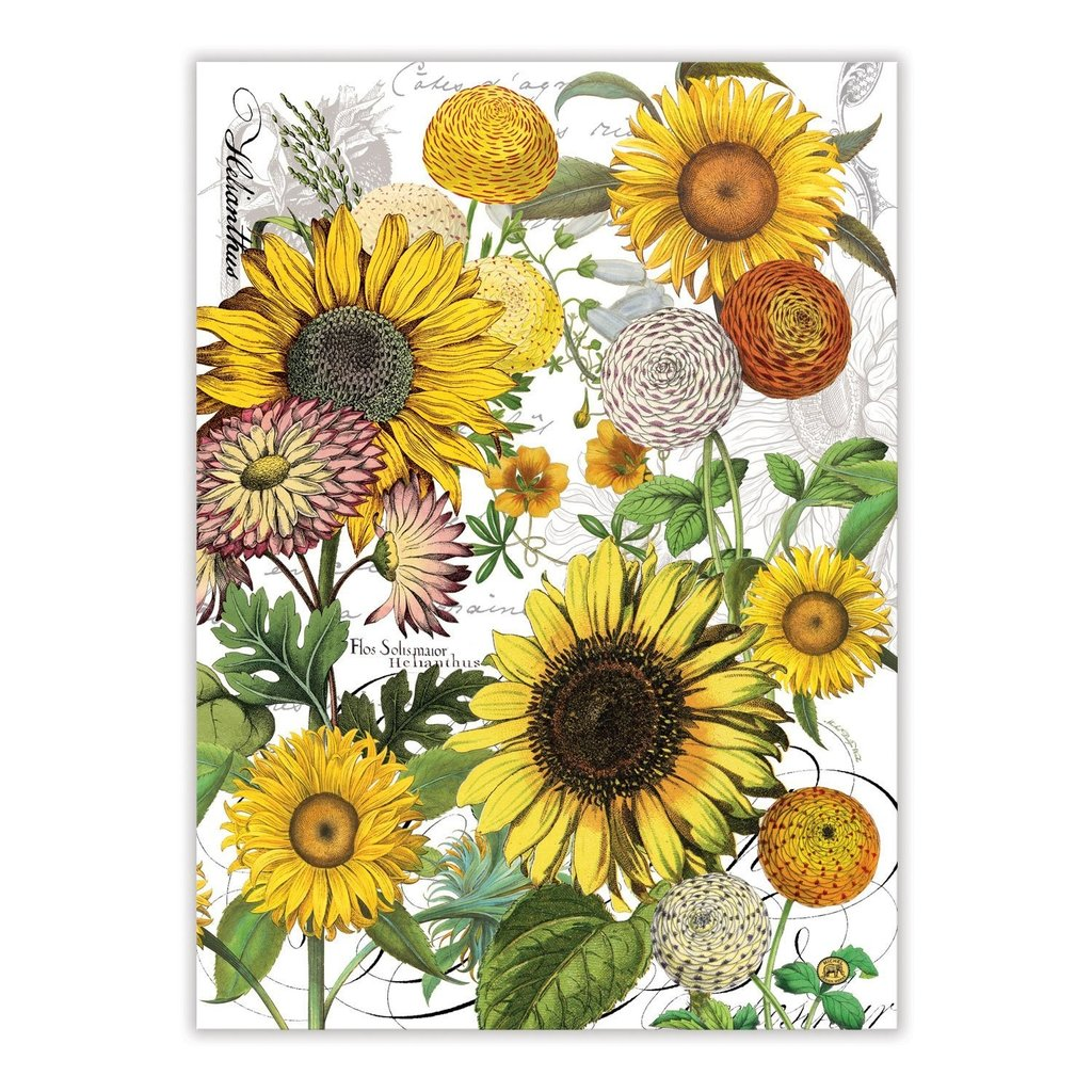 Michel Design Works Michel Design Works Kitchen Towel - Sunflower