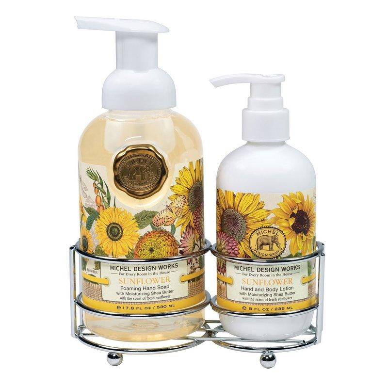 Michel Design Works Handcare Caddy - Sunflower