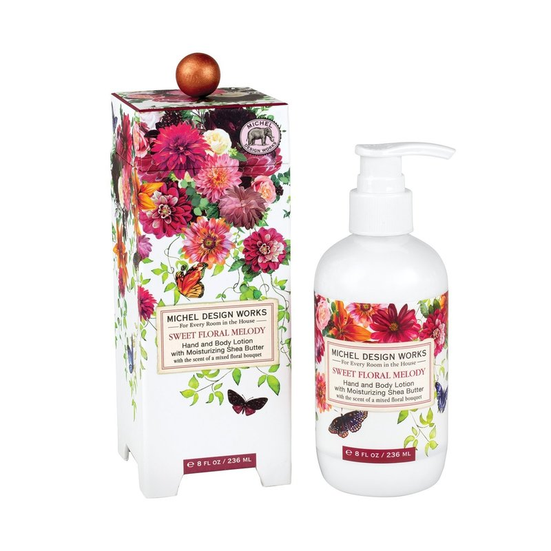 Michel Design Works Hand & Body Lotion - Sweet Floral Melody