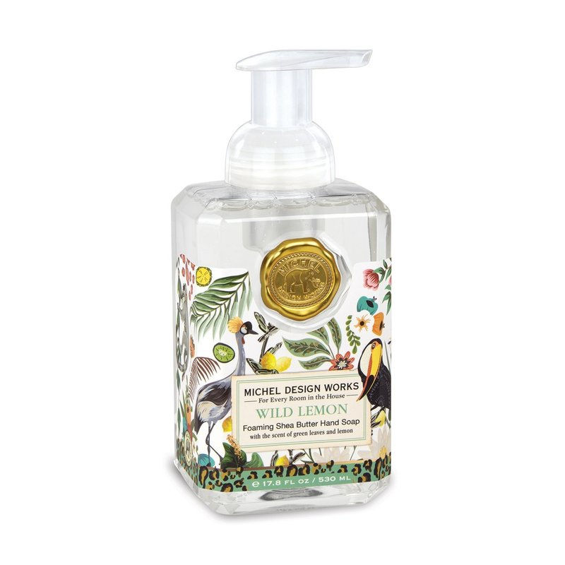 Michel Design Works Foaming Hand Soap - Wild Lemon