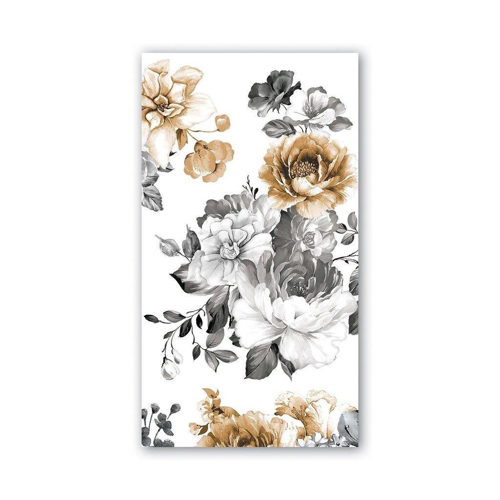 Michel Design Works Michel Design Works Hostess Napkins - Gardenia