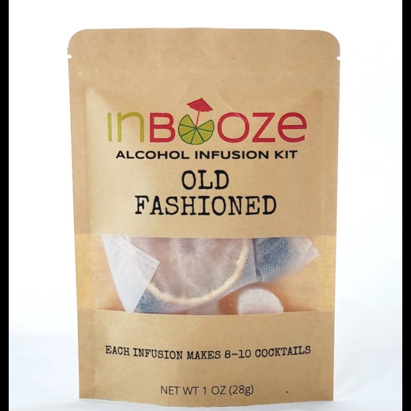 InBooze Old Fashioned Cocktail Kit