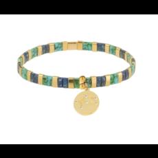 Skylar Paige Astrology Charm Bracelet - Virgo