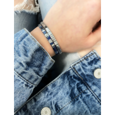Skylar Paige Self Love Bracelet - Luxe Lapis