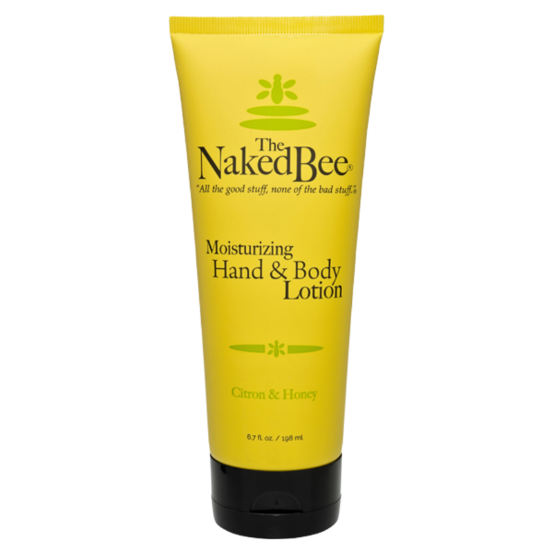 The Naked Bee Hand & Body Lotion 6.7 oz. - Citron & Honey