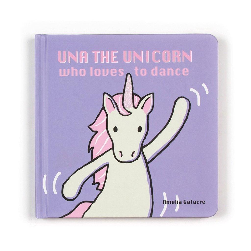 Jellycat Jellycat Una The Unicorn Book