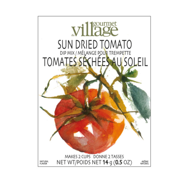 Gourmet Du Village Sun Dried Tomato Dip