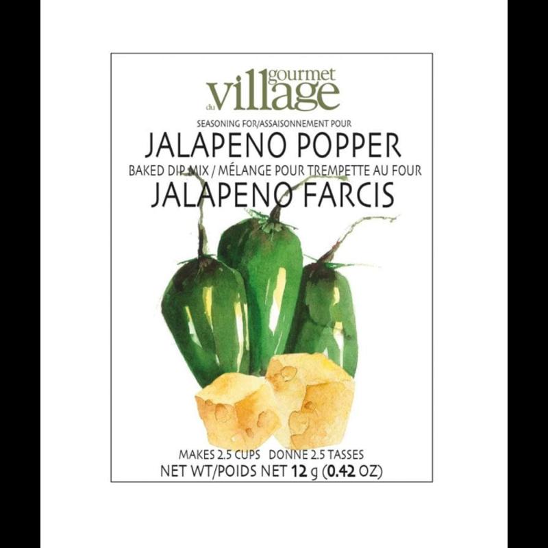 Gourmet Du Village Jalapeno Popper Dip