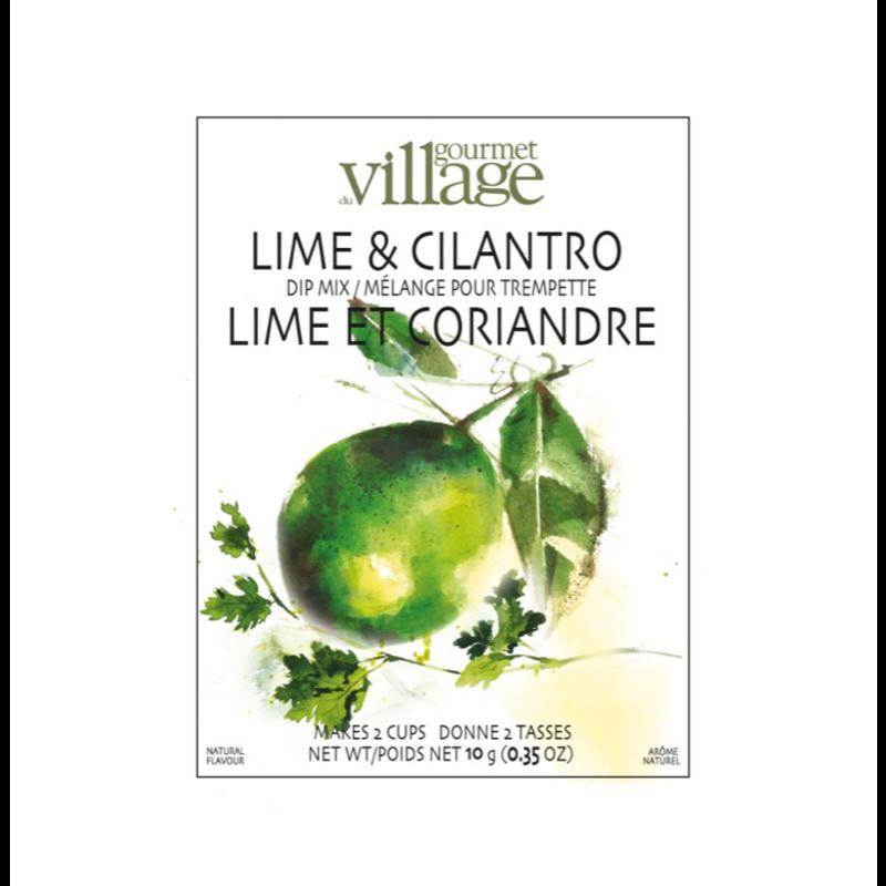 Gourmet Du Village Lime & Cilantro Dip