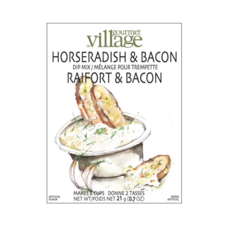 Gourmet Du Village Gourmet du Village Horseradish & Bacon Dip