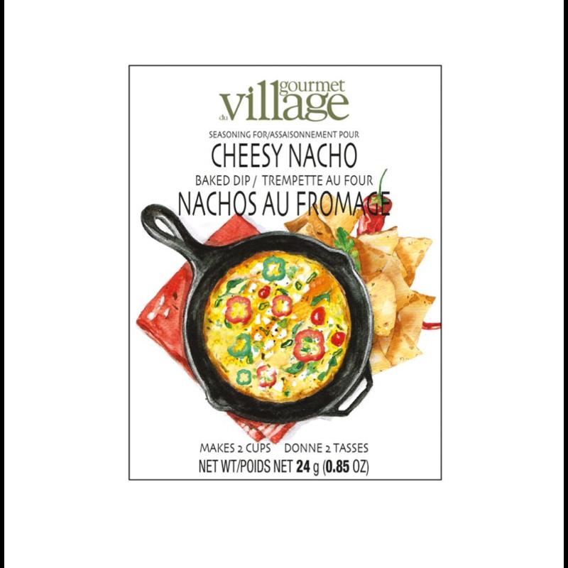 Gourmet Du Village Cheesy Nacho Dip