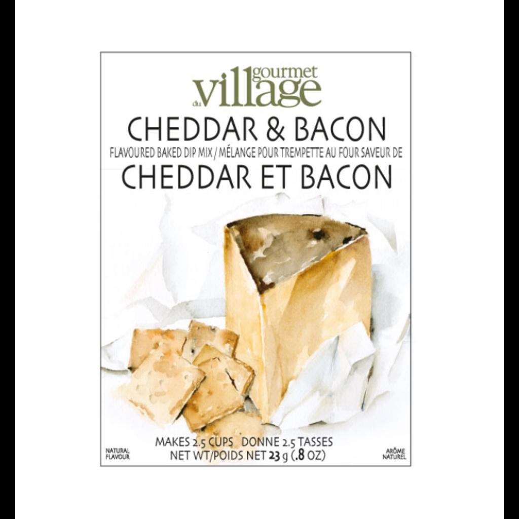 Gourmet Du Village Gourmet du Village Cheddar & Bacon Dip
