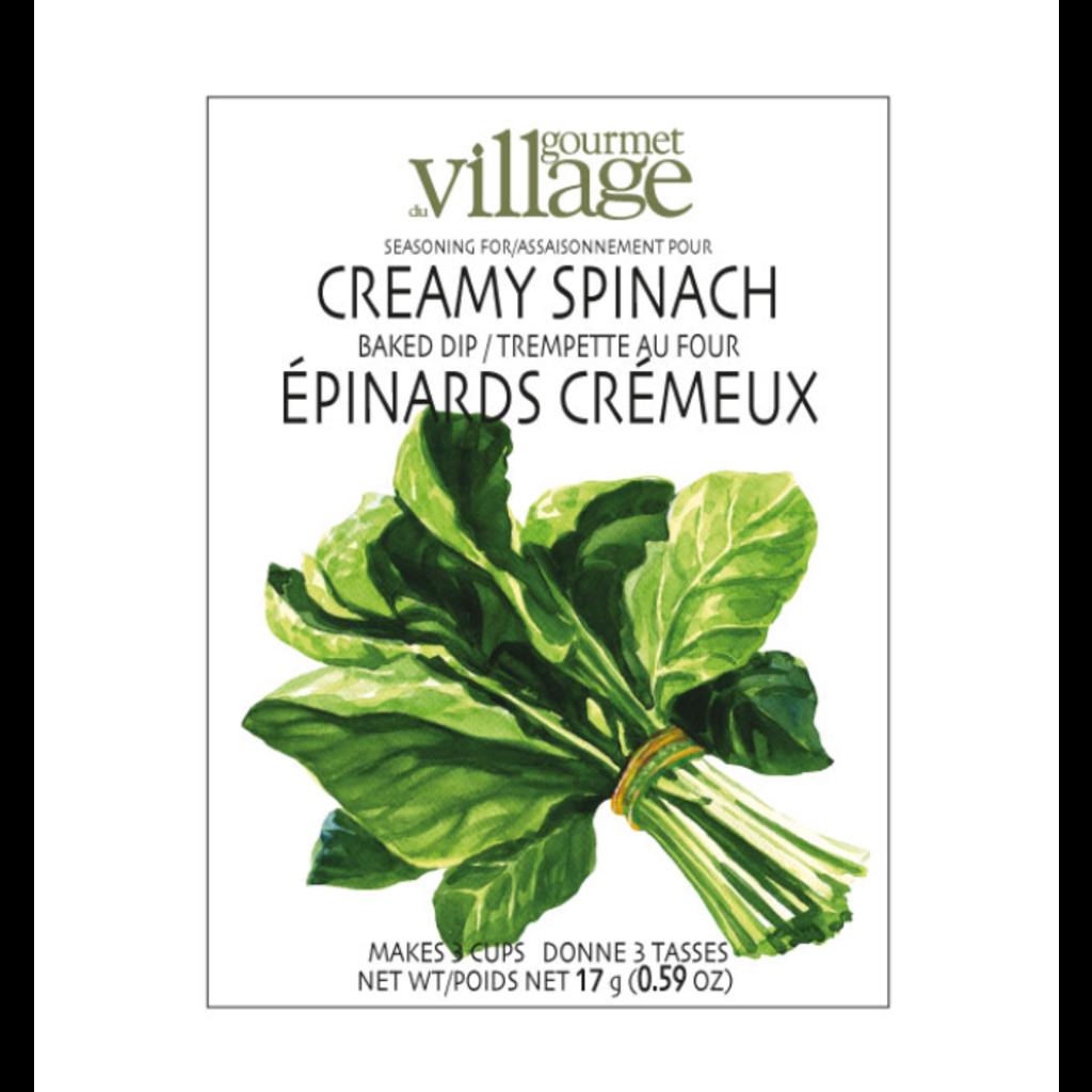 Gourmet Du Village Gourmet du Village Creamy Spinach Dip