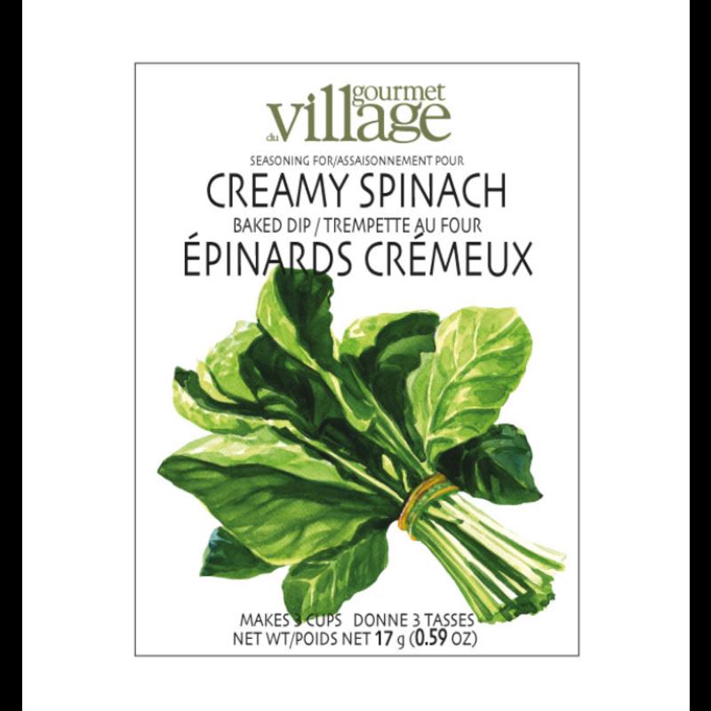 Gourmet Du Village Creamy Spinach Dip