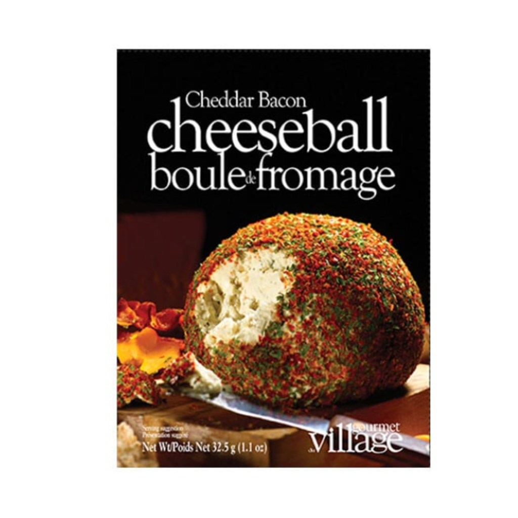 Gourmet Du Village Gourmet du Village Cheddar Bacon Cheeseball